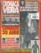 Nuova Cronaca Vera Wkly magazine subscription