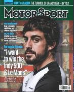 Motor Sport magazine subscription