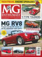 MG Enthusiast magazine subscription