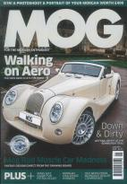 MOG magazine subscription