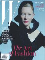 W magazine magazine subscription