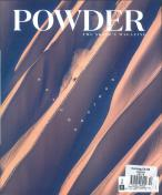 Powder magazine subscription