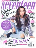 Seventeen magazine subscription