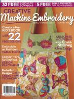 Creative Machine Embroidery magazine subscription