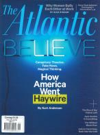 Atlantic Monthly magazine subscription