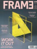 Frame magazine subscription