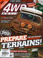 4WD Action magazine subscription