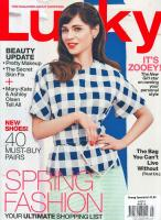 Lucky magazine subscription