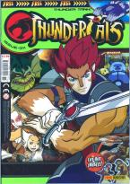 Thundercats magazine subscription