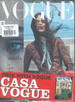 Vogue Italia magazine subscription