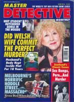 Master Detective magazine subscription