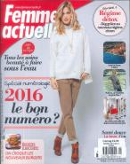 Femme Actuelle magazine subscription