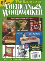 American Woodworker magazine subscription