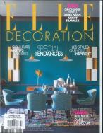 Elle Decoration French magazine subscription
