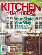 Kitchen and Bath Ideas magazine subscription