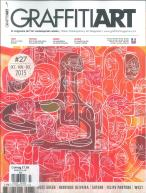 Graffiti Art magazine subscription