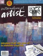International Artist magazine subscription