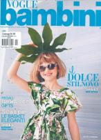 Vogue Bambini magazine subscription