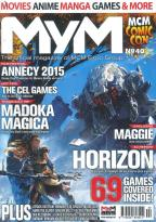 MYM magazine subscription