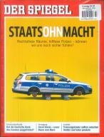 Der Spiegel magazine subscription