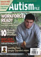 The Autism File magazine subscription