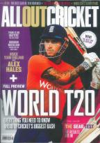 All Out Cricket magazine subscription