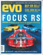 evo magazine subscription