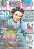 Inside Crochet magazine subscription