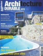 Architecture Durable magazine subscription