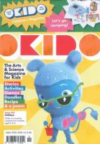 Okido magazine subscription