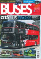 Buses magazine subscription