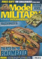 Model Military international magazine subscription