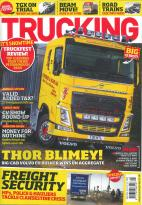 Trucking magazine subscription