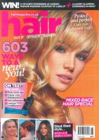 Hair magazine subscription