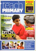 Teach Primary magazine subscription