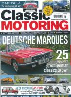 Classic Motoring (was Classic Cars For Sale) magazine subscription