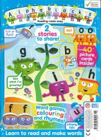 Alphablocks magazine subscription