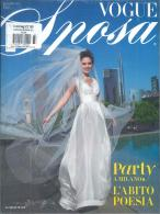 Vogue Sposa Italian magazine subscription