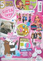Girls Love magazine subscription