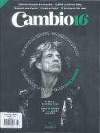 Cambio magazine subscription