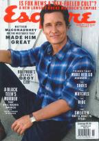 Esquire USA magazine subscription