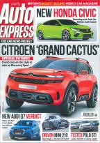 Auto Express magazine subscription