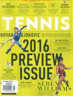 Tennis USA magazine subscription