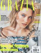 Grazia - French magazine subscription