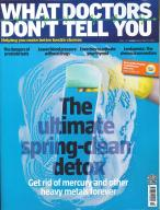 What Doctors Don't Tell You magazine subscription