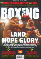 Boxing News magazine subscription