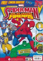 Spiderman and his Amazing Friends magazine subscription