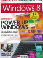 Windows 8 The Official Magazine magazine subscription