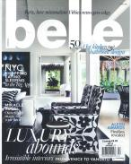 Belle magazine subscription