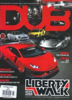 DUB magazine subscription